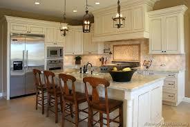 antique white kitchen ideas. Kitchen Ideas With White Cabinets Traditional Antique Backsplash Black Countertops
