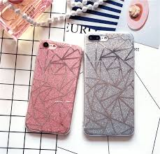 fitted case glitter dream for iphone xr 7 8 6 x