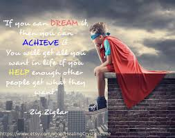 If You Dream It You Can Achieve It Quote Best of Motivational Quote Crystal Healing Hands Page 24