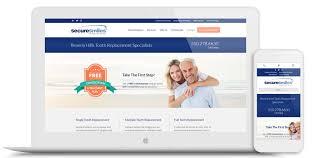 Dental Office Website Design