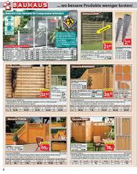 Bauhaus Katalog Gartenserien Seite No 4 48
