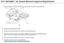 2011 odyssey engine air filter 2011 odyssey engine air filter 2011 honda odyssey engine air