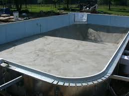pool base material