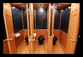 Dons Johns - Luxury portable bathrooms