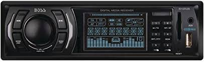 boss audio ua single din mech less receiver