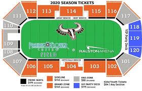 Ice Box Lincoln Ne Seating Chart Omaha Beef Ralston Arena