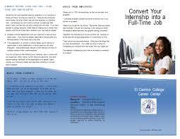Career Pamphlets Brochures