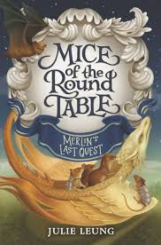 mice of the round table 3 merlin s last quest
