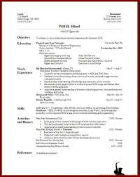 11 how to create a great resume sendletters info how to make a resume for first job high pictures 3