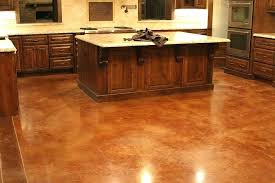 how to stain cement floors staining concrete diy