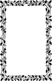 Border Black And White Fire Clipart Border Black And White Clipart Panda Free Clipart