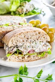 The Best Tuna Salad Jo Cooks