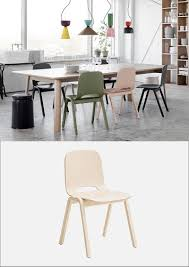 wooden design furniture. Furniture Ideas - 14 Modern Wood Chairs For Your Dining Room // The Small Cut Wooden Design