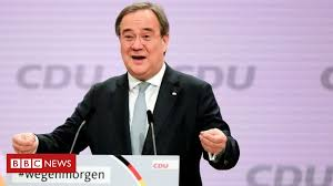 On 16 january 2021, he was elected as leader of the christian democratic union (cdu). Armin Laschet Elected Leader Of Merkel S Cdu Party Bbc News