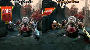 compendium bindings of the trapper pudge set preview dota 2 youtube