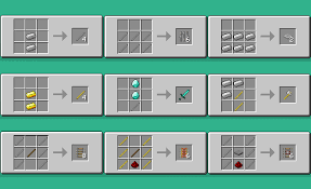 minecraft fence recipe. [1.6.2] Vanilla With Sprinkles - Mods Built To Fit Closely The Game (Last Updated: 9/8) Minecraft Mapping And Modding: Java Edition Fence Recipe E