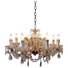 vintage murano glass chandelier glass chandelier w beads amp prisms vintage crystal vintage murano glass chandelier vintage murano glass chandelier