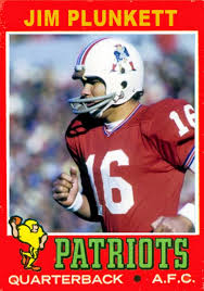 Image result for Jim Plunkett 1973 card
