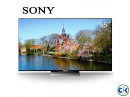 sony 65 inch tv. sony 65 inch x series bravia 9300d led tv | clickbd large image 1 sony tv