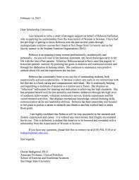 Recommendation Letter For Scholarship Free Excel Templates
