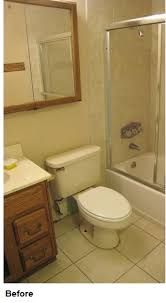 amy fontinelle s bathroom before remodeling it