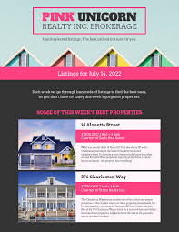 028 Template Ideas Real Estate Pink Flyer Fact Wonderful