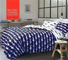 shark bedding set shark printing bedding sets queen duvet cover comforter sets shark bedding set uk