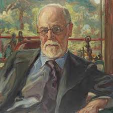 about this collection sigmund freud papers digital collections  oil portrait of sigmund freud by wilhelm victor krausz 1936