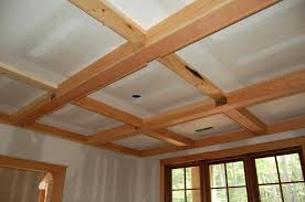coffered ceiling kit simple wood ceiling kits for do it your self diy coffered ceiling kits