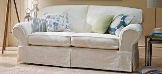 ideas furniture covers sofas. Sofa Removable Covers Rectangular Shaped White Ivory Coloured Soft Comfortable Modern Stylish Plain Cotton Cloth Fabric Ideas Furniture Sofas