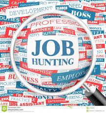job hunting royalty stock image image 34593966 job hunting