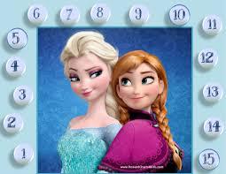 Frozen Sticker Chart Disney Frozen Frozen Movie Disney