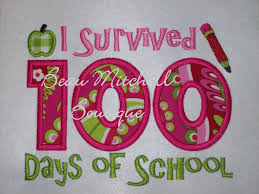 100 Days Of School Applique Design Pin By Jennifer Raynor On Monogram Applique Embroidery