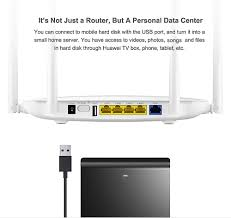 huawei router. huawei ws832 wifi router 1200mbps 2.4ghz 5ghz dual band with 4 antennas m