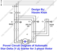 17 best images about shahjahan cable household the star delta y Δ motor starting method by automatic star delta starter timer star delta motor automatic starter timer