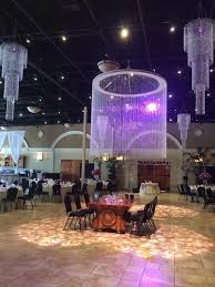 9 round single tier crystal bead chandelier 4 tier round crystal bead chandeliers and floor gobo washes