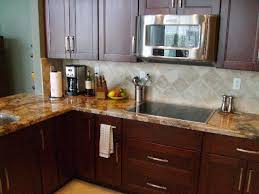 Beautiful Cherry Shaker Kitchen Cabinets All Wood And Bathroom To Impressive Design