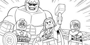 Avengers Coloring Pages Chase Lego Coloring Pages Superhero