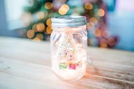 Mini Jar Lights Diy Mason Jar Mini Christmas Snow Globe Thats Under 10