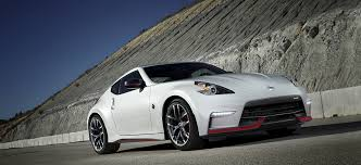 2018 nissan nismo 370z.  nissan 2018 nissan 370z coupe nismo side view shown in pearl white inside nissan nismo 370z