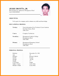 Ideas Of 44 Luxury Stock Of Job Resume Format Pdf Resume Sample On