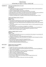 Cib Operations Analyst Resume Samples Velvet Jobs