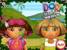 dora makeup tutorial princess barbie sofia the first free kids games screenshot 7