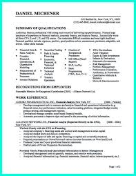 Credit Analyst Resume Example Writing Credit Analyst Resume Is A Must If You Want To Get A Job