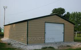 10x8 garage doorMetal Garages  Steel Buildings  Steel Garage Plans
