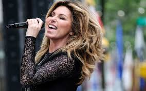 Shania Hedley And Tom Petty Loom Large On This Weeks Chart