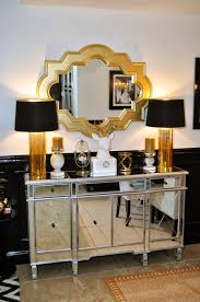 white and gold diy room decor livelaughdecorate a black white and gold reveal love this col