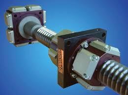 Ball Screw Rotating Nut Design Comparison Hydrostatic Leadscrews Linear Motors And