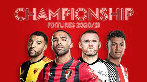 sky bet chionship fixtures 2020 21