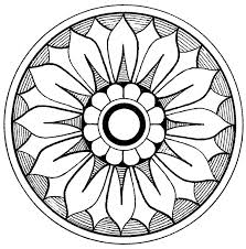 Small Picture 60 best FLORAL SHAPES images on Pinterest Drawings Clip art and
